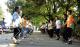 房县实验中学750名初一新生迎来学前军训