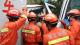 两车相撞 七旬老人被困 十堰消防紧急救援