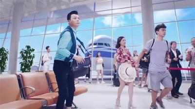 公益广告:文明旅游