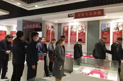 万峪河乡利用红色资源 开展党史学习教育