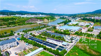 """东湖高新集团助力房县""""四个三重大生态工程""""建设 成果获省级表彰"""