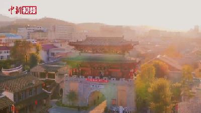 中新网   湖北房县:老街修复重现古商埠繁景