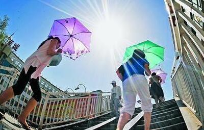 降1度也是爱 下周前期高温在35℃左右