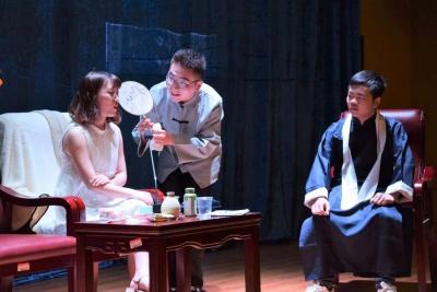 """湖北民族学院科技学院成立""""新青年戏剧社"""""""