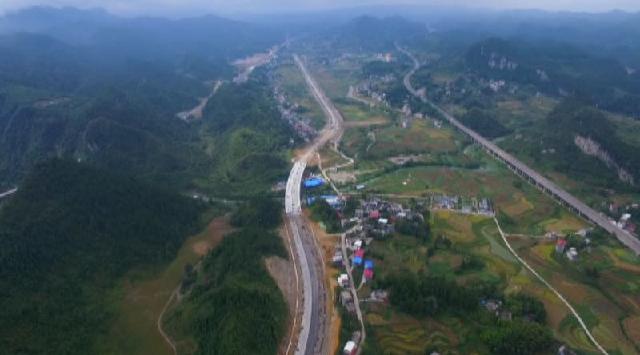 咸丰大道将于今年10月建成通车