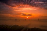 北京市南水北调办来丹考察水质监测中心项目选址