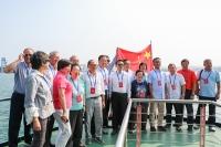 香港特别行政区全国人大代表莅丹视察