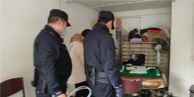 市公安局强化疫情期间公共场所管理 开展麻将馆专项清查行动