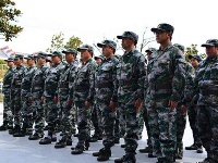 湖北竹山:著力培養新民兵