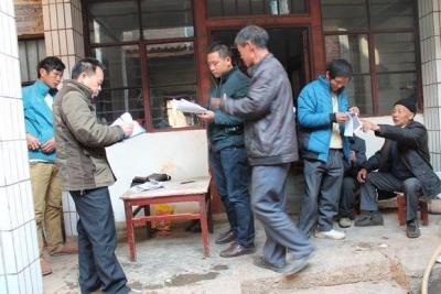 官渡镇部署惠农政策落实情况集中排查整改