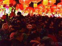 竹山2017盞花燈為你點亮不一樣的元宵節