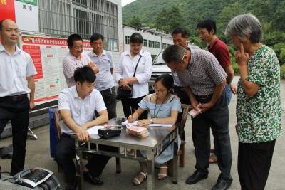 兴旺村村社一体合作社带领群众奔富路