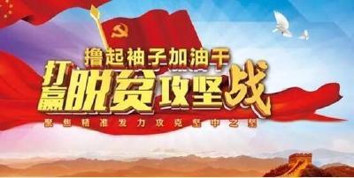 县委常委会要求:尽锐出战高位推进 决战决胜脱贫攻坚