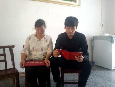 劉貴平:致富不忘鄉親
