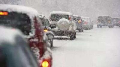 雨雪将至!今晚到明天十堰将迎小到中雪 局部地区大雪