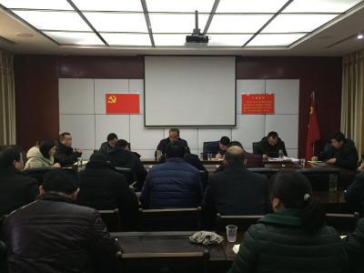双台乡:收心归位入状态 全力以赴促脱贫