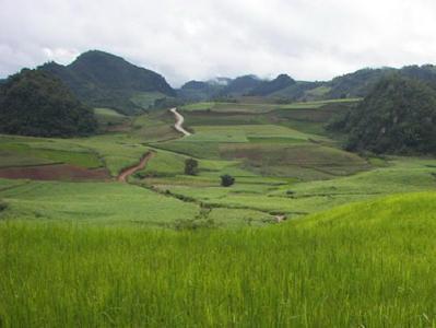 上庸国土分局开展补充耕地项目实地核查工作