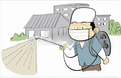 县疾控中心:深入竹坪乡做好灾后疫病防控工作