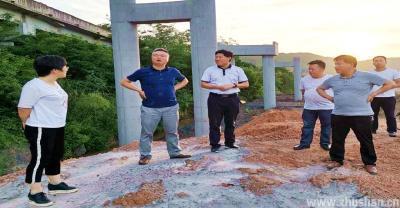 溢水镇:多举措扎实备战防汛