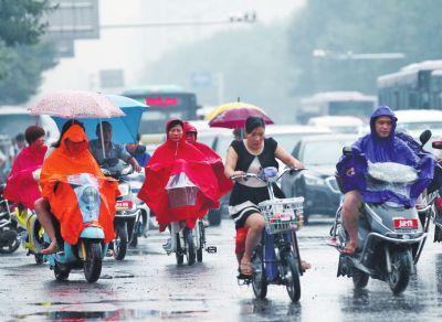 竹山重要天气讯息