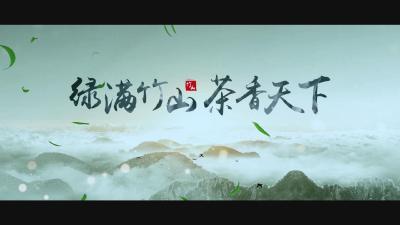 绿满竹山 茶香天下
