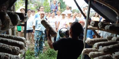 双台乡举办贫困户劳动技能培训