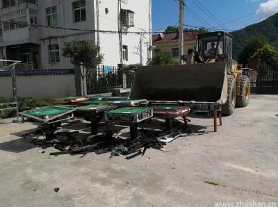 双台乡:铁腕禁赌优化社会治安环境
