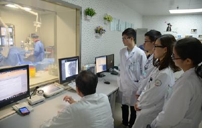 县妇幼保健院加入国药东风总医院医学影像专科联盟