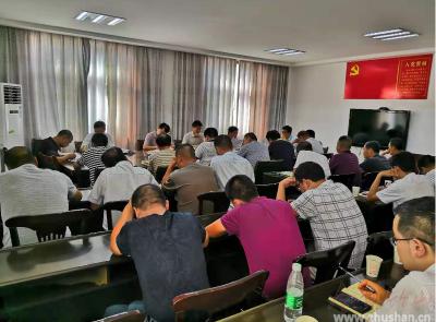 文峰乡:召开意识形态工作联席会