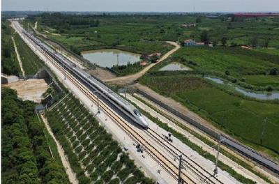 汉十高铁即将进入试车环节
