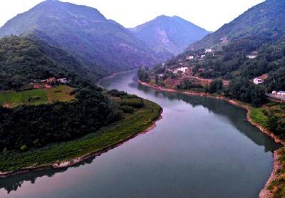 堵河源頭生態保護的排頭兵