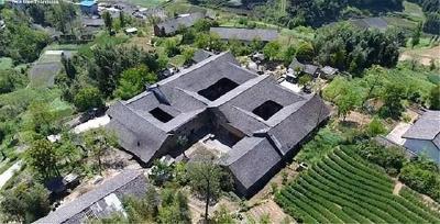 典藏竹山之人文篇:藏在深山的清代大宅院——高家花屋