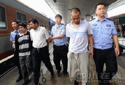 乘车盗窃财物潜回家 鄂渝警方联手擒窃贼