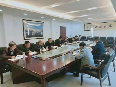 柳林乡召开主题教育专题民主生活会