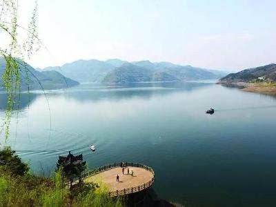 竹山编制完成新一轮水利风景区项目规划