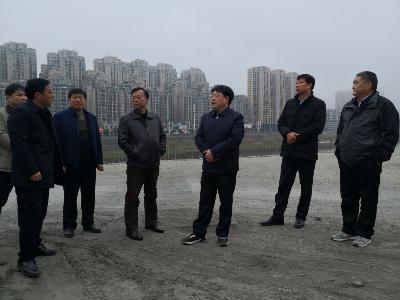龔舉海:加快推進重點項目建設 促推縣域經濟高質量發展