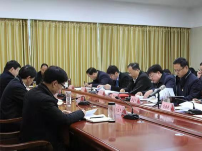 縣委常委會召開主題教育專題民主生活會
