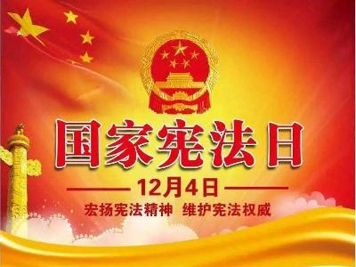 縣稅務局:弘揚憲法精神 廣場普法答疑