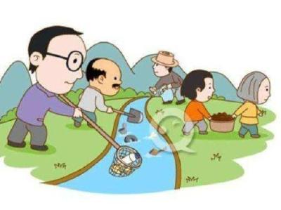 麻家渡:环境卫生大整治 全域洁净迎新年