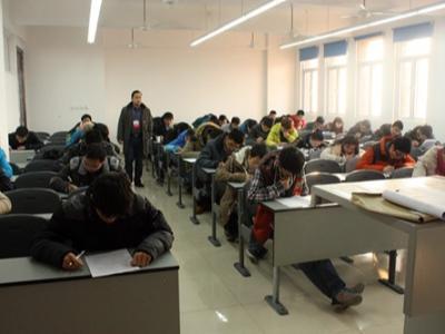 雙臺鄉九年一貫制學校開展考前誠信教育