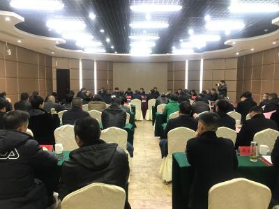 陈建平主持召开重点企业负责人座谈会