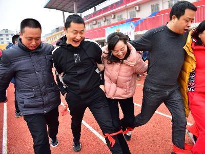 县税务局举办第二届职工运动会