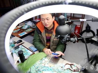 """脱贫攻坚一线见闻丨郧西""""淘宝村""""用上5G网络"""