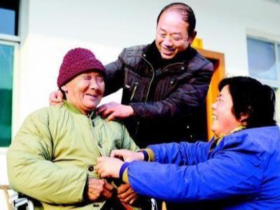 文峰乡:让群众温暖过冬
