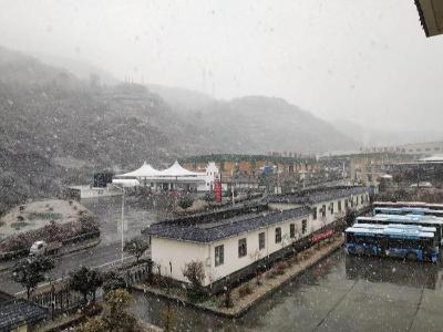 雙臺鄉:中心學校積極應對極端雨雪天氣
