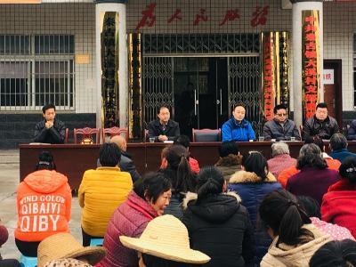 秦古镇:义务教育有保障 兑现资助42万余元