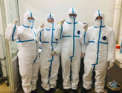 竹坪鄉衛生院:奮戰一線防疫情