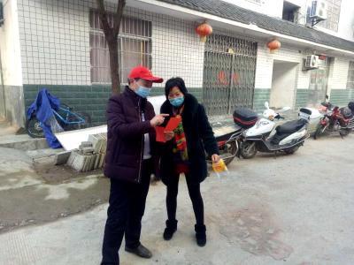 官渡教师高润雄:我是党员,我先上
