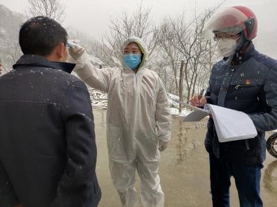 柳林鄉衛生院: 全員上陣抗疫情