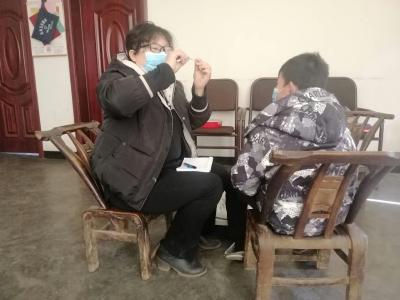 文峰乡:人大代表疫情一线勇担当